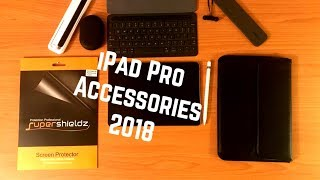 "My iPad Pro 10 5"" Accessories! (2018)"