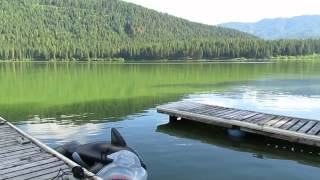 Vacation - Fish Lake Washington State - July 2014 Thumbnail