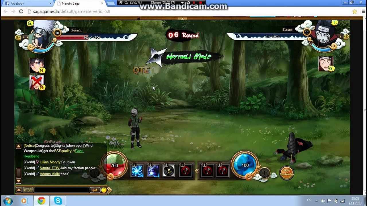 Naruto Online Official Naruto MMORPG Game