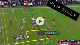 Film Study: Egg Bowl 2018 - Mississippi State vs Ole Miss