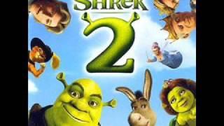 Repeat youtube video Shrek 2 Soundtrack   13. Eddie Murphy & Antonio Banderas - Livin' La Vida Loca