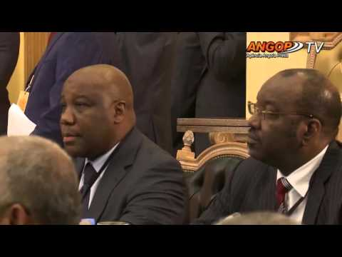 National Highlight: The visit of Botswana President to Angola