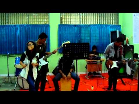 Come Together - The beatles cover by anggi PW ( The Beatmates Band )