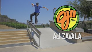 Fresh Blend: AJ Zavala & Figgy at Alga Norte