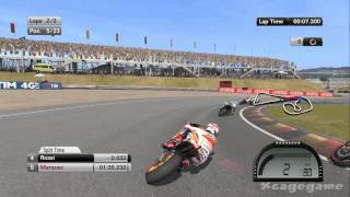 MotoGP 14 - Gameplay - Marquez - Sachsenring Germany [ HD ]