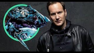 Patrick Wilson en Aquaman  /CDC
