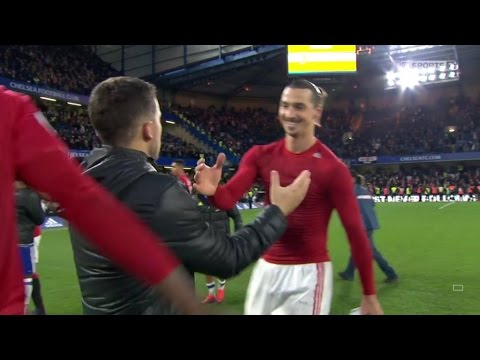 Manchester United legend Ryan Giggs slams players for swapping shirts and laughing Chelsea defeat.