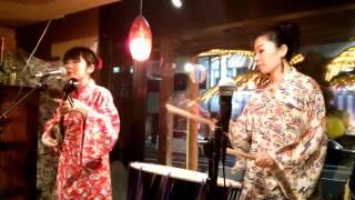 2014年4月12日北谷食堂@妻恋坂.