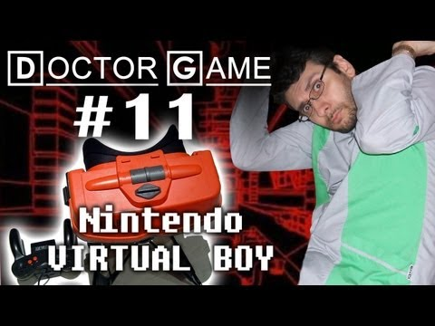 DOCTOR GAME - 11 - Nintendo VIRTUAL BOY