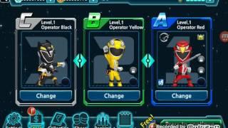 Power Ranger Dash Hack