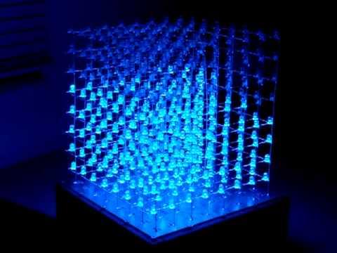 rgb led cube 8x8x8 pdf