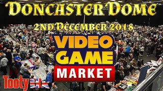 Video Games Market - Doncaster - December 2018 - Hitting it Heavy Edition