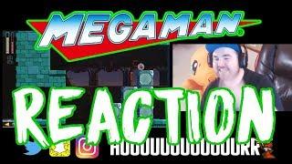 MEGAMAN 11 / MEGAMAN X COLLECTION LIVE REACTION