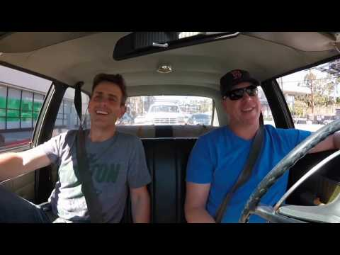BURGER RUN WITH JIMMY DUNN  JOEY MCINTYRE