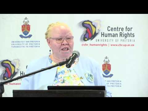 Advancing the rights of persons with albinism in Africa: A Call to action Part 2