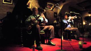 """I COVER THE WATERFRONT"": DUKE HEITGER, OTIS BAZOON, DAVID BOEDDINGHAUS, JEFF HAMILTON"