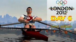 [TTB] London 2012 Olympics Playthrough Commentary - Hard Edition! Day 6