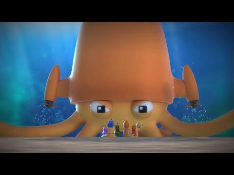 Марин и его друзья - Найти преступника - Подводные истории - Мультфильмы для детей