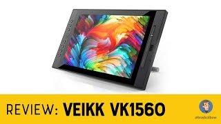 Review: Veikk vk1560 Drawing Tablet