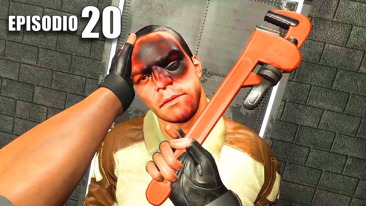 ESTE JUEGO NO ES VIOLENTO Episodio 20 - Hard Bullet