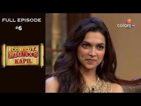 Comedy Nights With Kapil | Season1 | Episode6