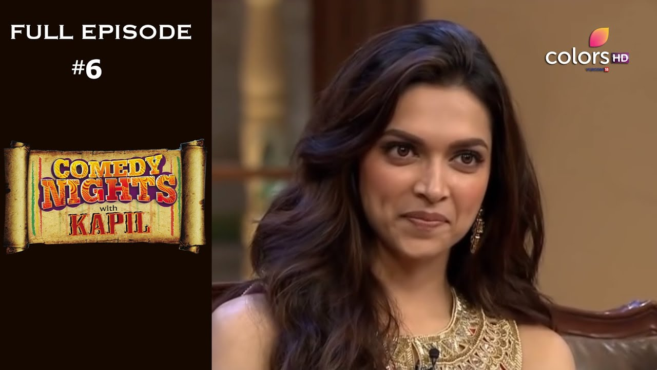 Download Comedy Nights with Kapil - Deepika, SRK & Rohit Shetty - Full Episode