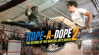 Rope A Dope 2 - Groundhog Day Battle (Wake, Fight, Repeat)