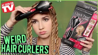 QUICK TWIST HAIR BRAID Review & Demo! TESTED