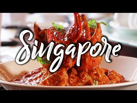 Why I traveled to Singapore just for the food!