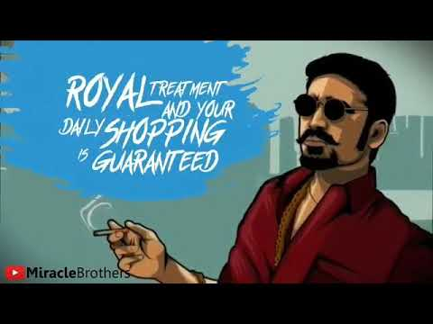Rowdy Baby Dhanush Youtube