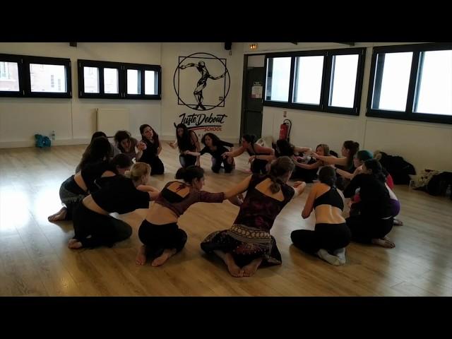 Tribal Fusion Bellydance Pagan Dance with Louna