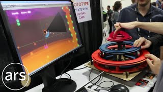 GDC 2016: Alt.ctrl game controllers Video