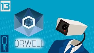 Orwell Game - Gameplay Episode 4 - Memory Hole - Part 13 - Goldfels and Langley