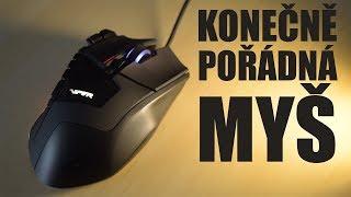 Patriot Viper V570 - Herní myš, do které jsem se zamiloval