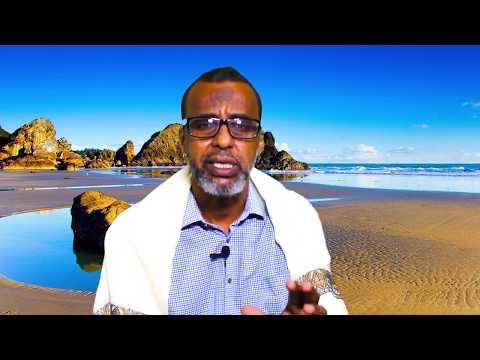 Sheikh Abdirahman Barkhad Good Dhibatada Aduunka Maaha Mid Joogto ah