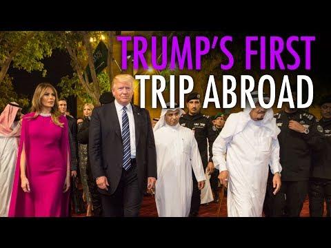 Jack Posobiec: Trump's First Trip Abroad (& #FakeNews Response)