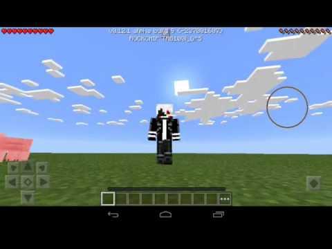 Descargar Skin De Tokio Ghoul Minecraft Pe Kanekikun YouTube - Skins para minecraft pe de kaneki