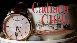 Cadisen C1025 Review : The White Waffle