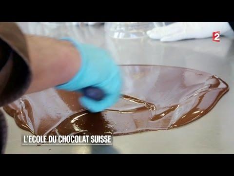 Une autre école - L'école du chocolat suisse