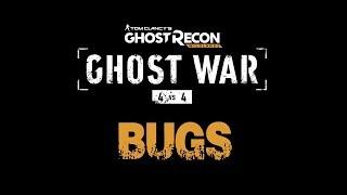 Ghost War - Zinc Mine - Frozen Player (Bug)