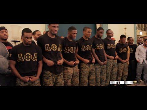 University of Illinois Alpha Phi Alpha Fraternity Inc. Fall 2014 Probate