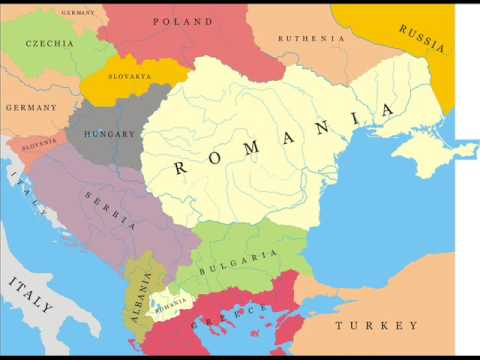 Romania cea Mare