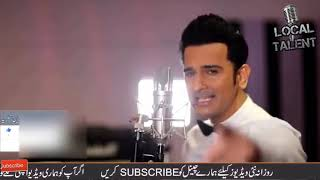 brilliant Reply To Laung Laachi Song from pakistani boy Tariq Khan amazing voice local talent   YouT