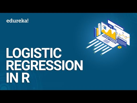 Logistic Regression in R | Machine Learning Algorithms | Dat