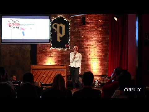 Why New Years Resolutions are Bunk (Ignite Cardiff 15 - Episode 10 - Karaoke - Amber Bell)
