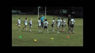 Contact & Tackle Prep (Hopping Game)