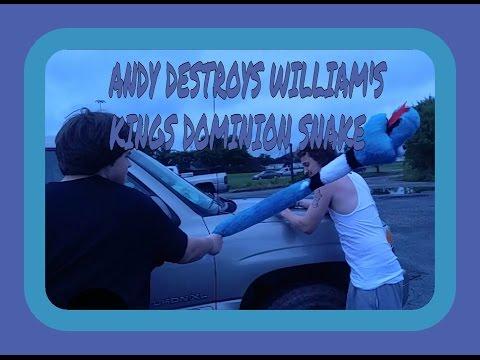 ANDY DESTROYS WILLIAM