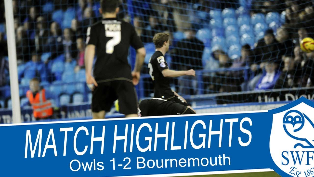 Sheffield Wednesday v AFC Bournemouth | Championship 2013/14 | Highlights