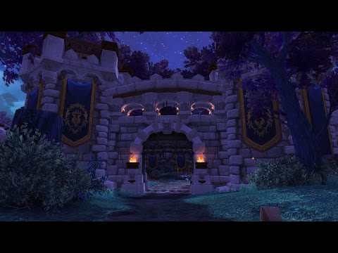 Garrison Music [Alliance] - Warlords Of Draenor