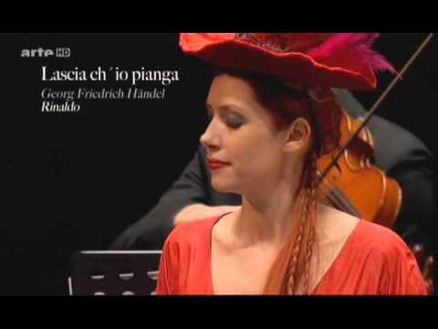 HAENDEL : Lascia ch'io pianga, par Patricia Petibon.